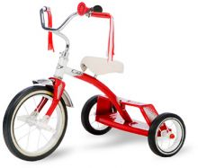 Morgan Cycle 12 Red Doublestep Trike Tricycle