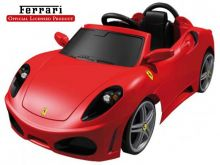 Feber Ferrari F430 6v Battery Powered Car