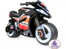 Injusa Repsol Wind Motorcycle 6v Battery Powered Ride On Toy