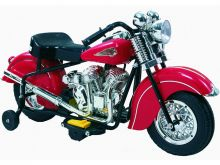 Kalee Warrior Motorcycle 6v Battery Powered Ride On Toy - Red