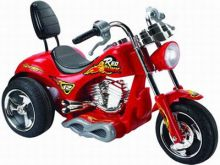 Mini Motos Red Hawk Motorcycle 12v Red Battery Powered Ride On