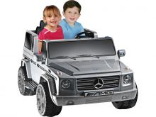 NPL Mercedes Benz G55 12V Truck Battery Powered Ride On Toy