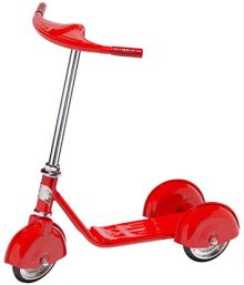 Morgan Retro Red Scooter For Kids