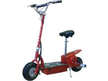 ScooterX Electric Dirt Dog Scooter 500w Red