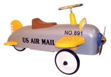 US Airmail Foot to Floor Plane Ride On