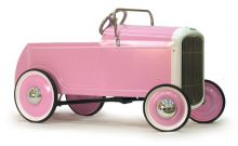 Pink 1932 Ford Roadster Pedal Car