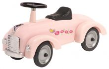 Morgan Pink Scoot-ster Foot to Floor Ride On
