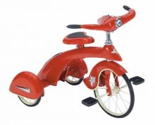 Sky King Jr. Tricycle (Red)